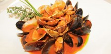 Mussels-and-clums-sautee
